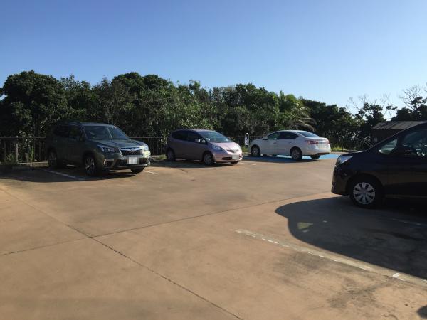 南方熊楠記念館 第2駐車場