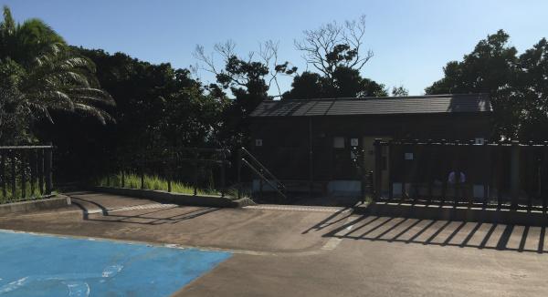 南方熊楠記念館 トイレ
